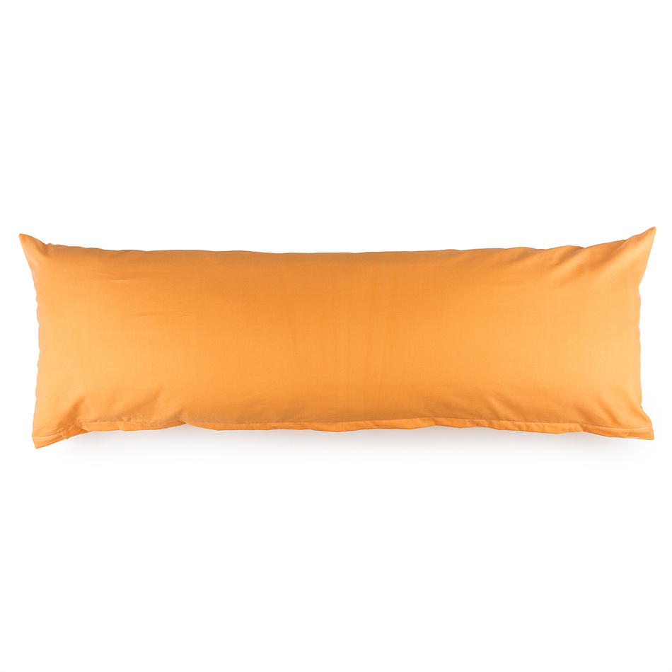 4Home povlak na Relaxační polštář Náhradní manžel oranžová, 50 x 150 cm, 50 x 150 cm
