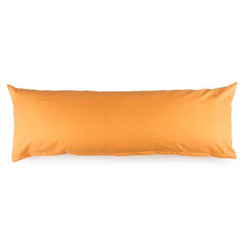 4Home Pótférj relaxációs párnahuzatnarancssárga, 45 x 120 cm