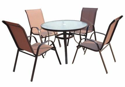 Set zahradního nábytku JASIN