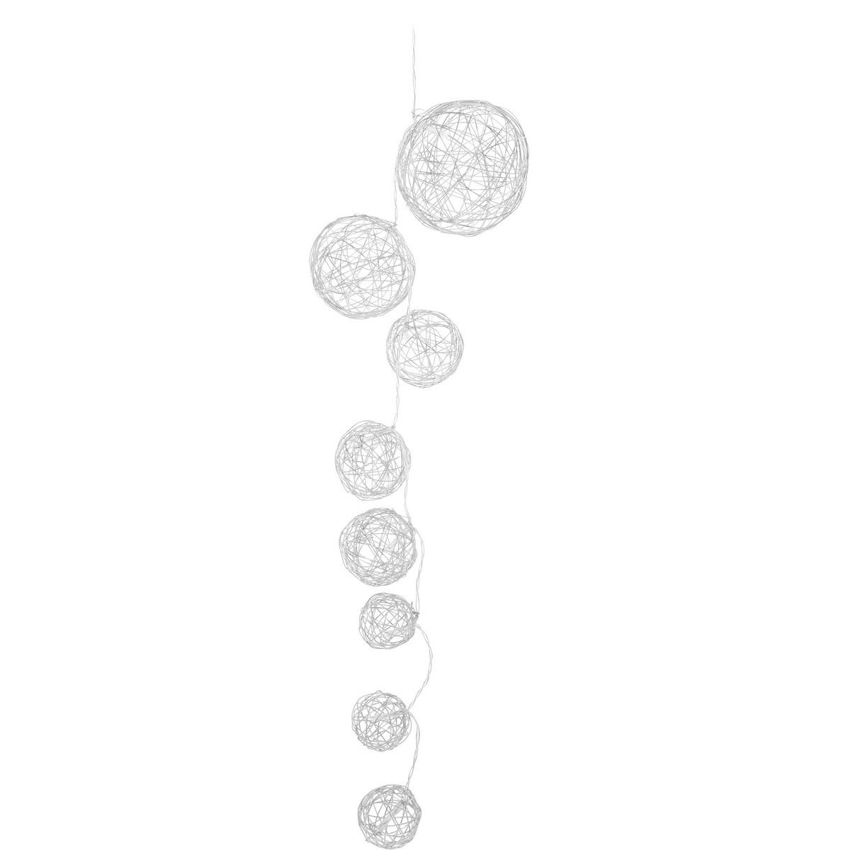 Světelný řetěz Covelo 8 LED