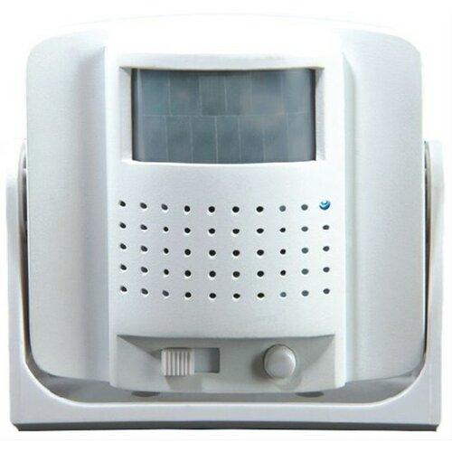 Solight dverový alarm - gong biela
