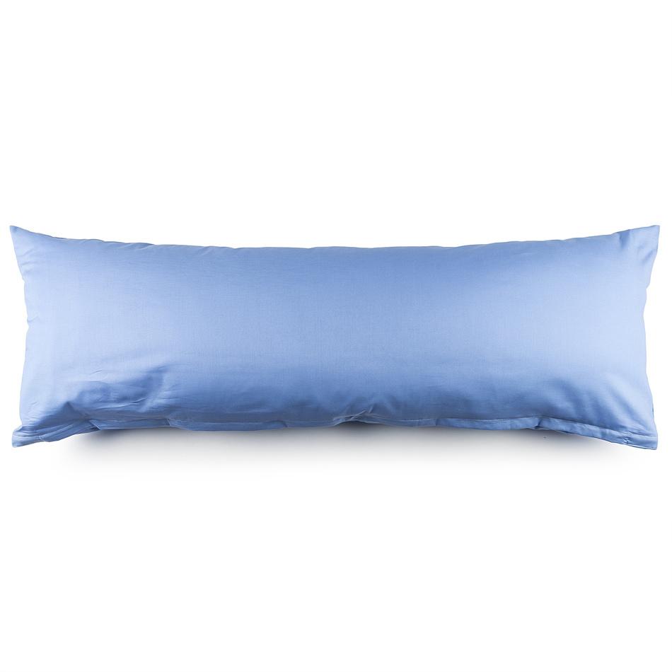 4Home Față de pernă de relaxare Soțul de rezervă albastră, 55 x 180 cm imagine