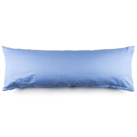 4Home Pótférj Relaxációs párnahuzat , kék, 50 x 150 cm