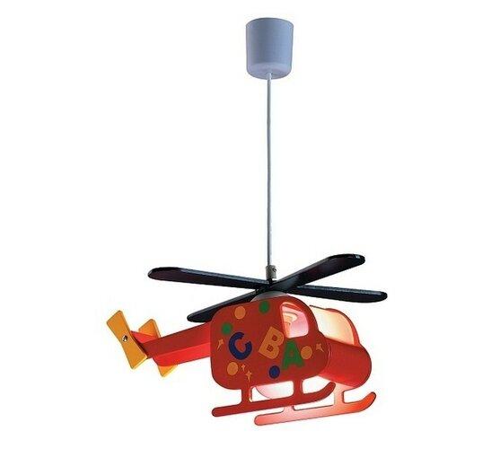 Detské závesné svietidlo Rabalux Helicopter 4717