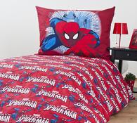 Dětské bavlněné povlečení Spiderman,140x200,70x90