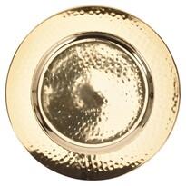 Gold szervírozó tányér, 32 cm