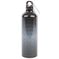 Sportovní hliníková láhev 750 ml, černá