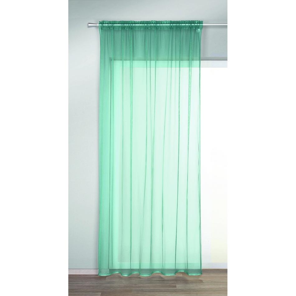 Albani Záclona Ella zelená, 145 x 245 cm