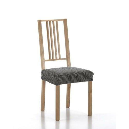 Forbyt Multielastický potah na sedák na židli Sada šedá