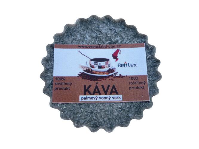 Vonný vosk do aromalap káva, 5 ks, Ludvík Svoboda