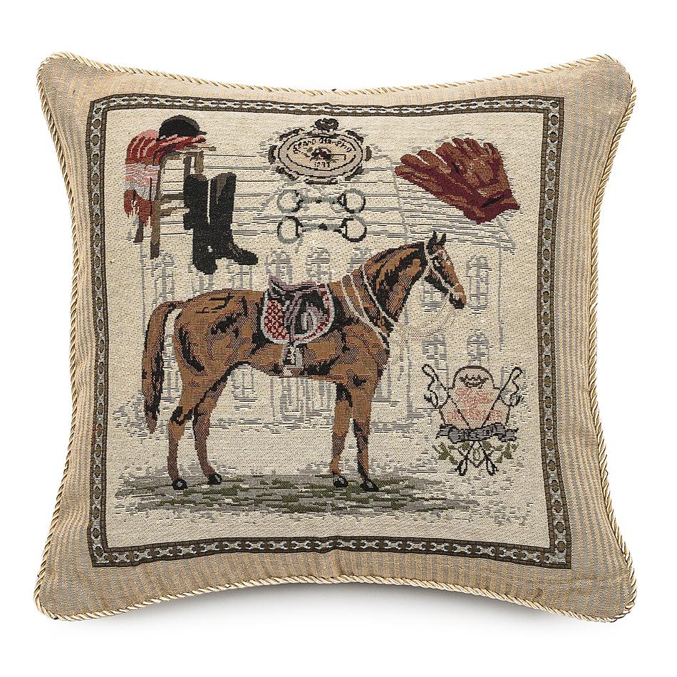 Forbyt Vankúšik Ornament Kůň, 43 x 43 cm
