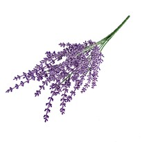 Umělá květina Levandule, 35 cm