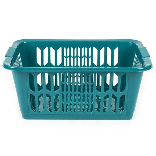 Heidrun Koš na čisté prádlo, zelená