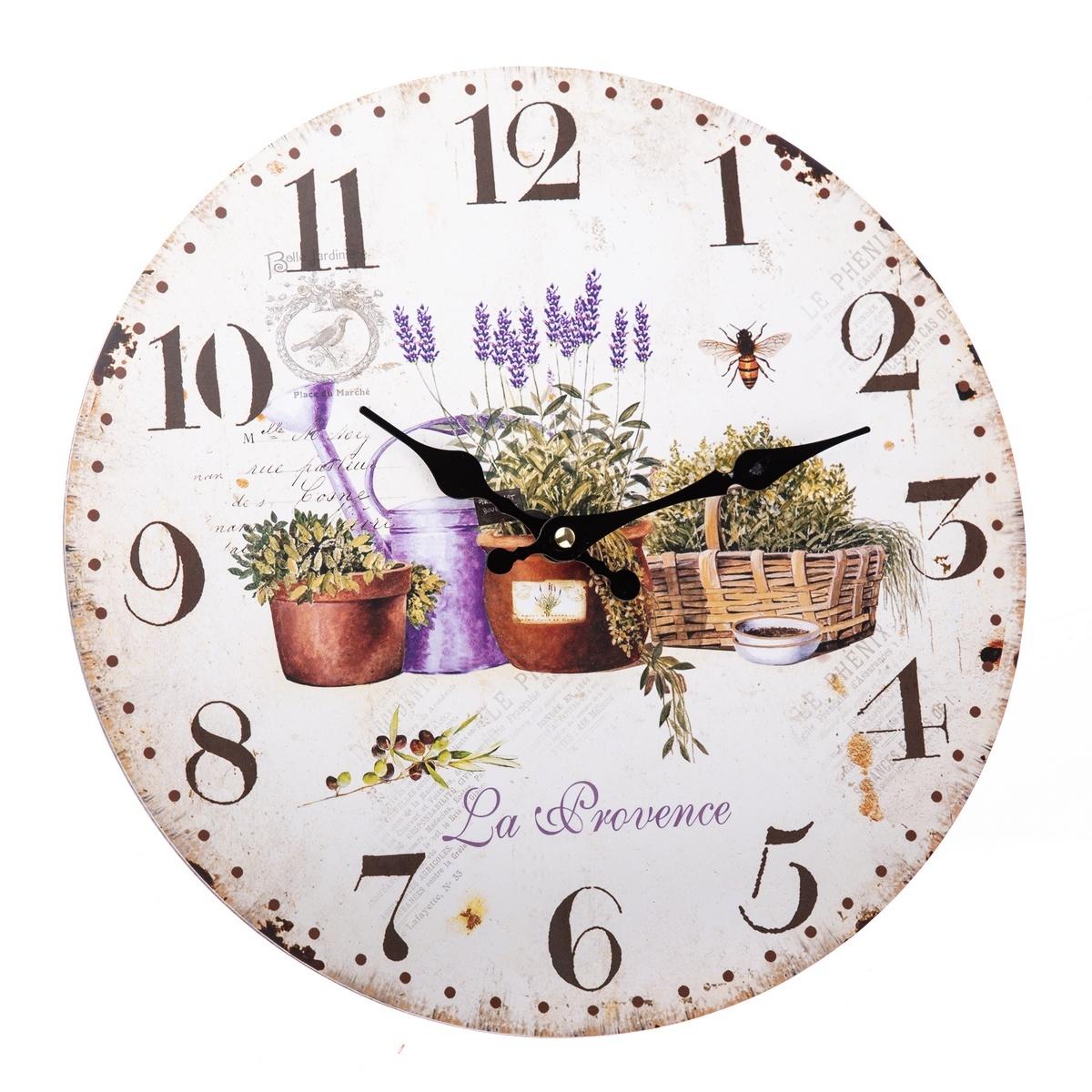 Ceas de perete La Provence 34 cm