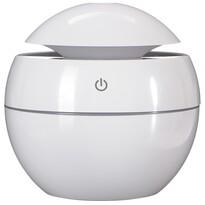 Sixtol Aroma difuzér Ball bílá lesk, 130 ml