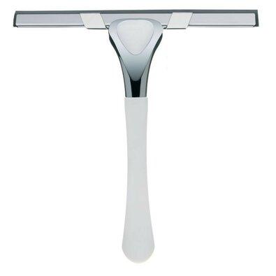 Kela Stěrka do koupelny VISTA, bílá