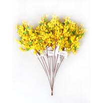 Umelá kvetina Zlatý dážď 12 ks