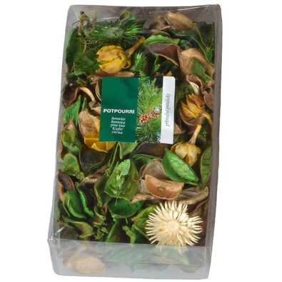 Vonná směs Potpourri Borovice zelená, 130 g