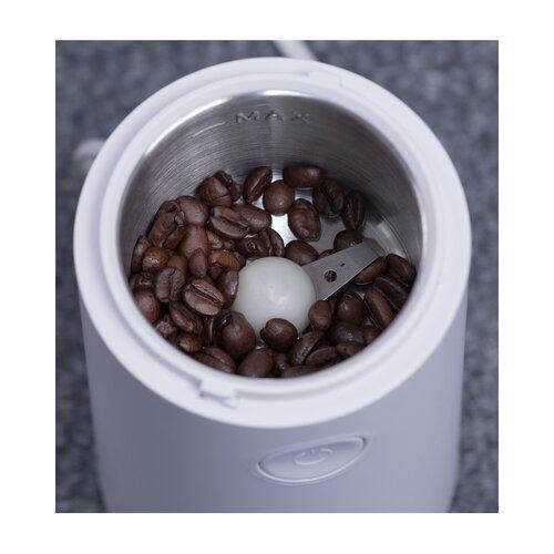 Orava Elektrický mlynček na zrnkovú kávu, čierna