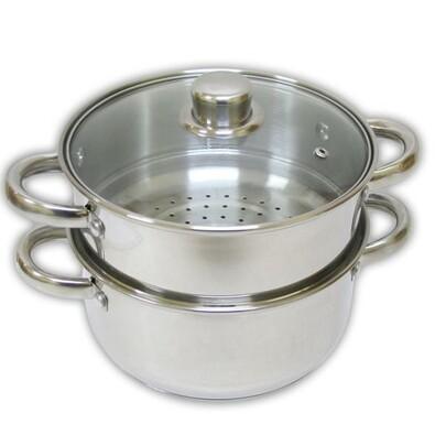 Toro Garnek do gotowania na parze 2,5 l