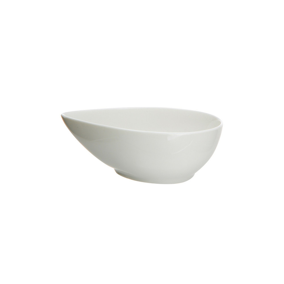Altom Porcelánová servírovacia miska Drop, 15 cm