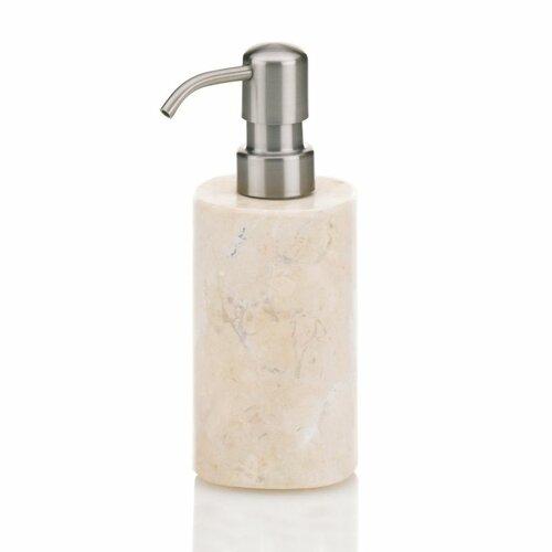 Dozator de săpun Kela Marble, bej, 175 ml