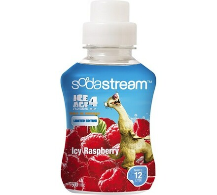 SODASTREAM Sirup Malina Ice Age 500 ml