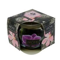 Arome Vonná sviečka v skle Relaxing Spa, 85 g
