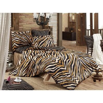 Saténové obliečky Bengal V1, 140 x 200 cm, 70 x 90 cm