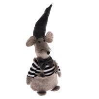 Textilná dekorácia Mouse, 40 cm