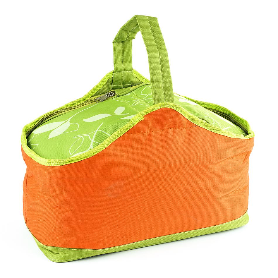 Chladící taška do ruky oranžová