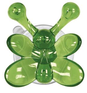 Háček Crazy Hooks motýlek zelená
