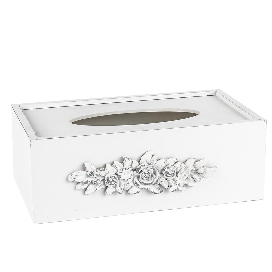 Autronic Krabička na papírové kapesníky DY666149, Renesance