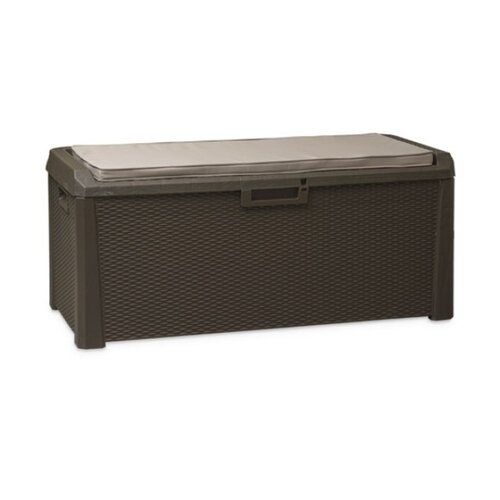 Aldo Multifunkční úložný box Santorini Plus hnědá, 560 l