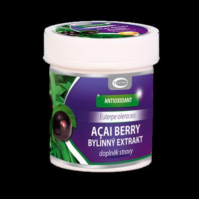 Topvet Bylinný extrakt Acai Berry, 60 toboliek