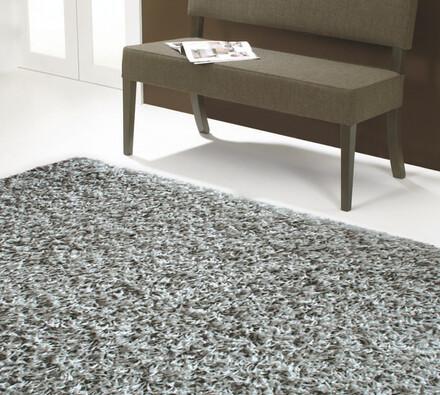 Kusový koberec Prim, šedá, 120 x 170 cm
