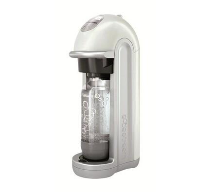 SodaStream FIZZ WHITE bez LCD/CHIP domácí výrobník