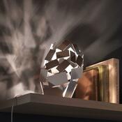 Stolní lampa La Stanza dello Scirocco 30 cm, bílá