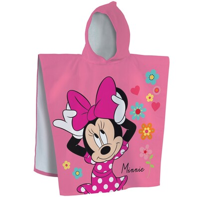 Dětské pončo Minnie Mouse Liberty, 60 x 120 cm