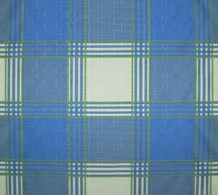 Teflonový ubrus čtverce, modrá, 120 x 140 cm