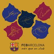 Polštářek FC Barcelona 03, 40 x 40 cm