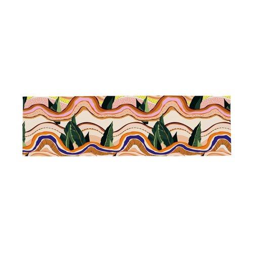 Butter Kings asztali futó Abstract landscape, 140 x 40 cm