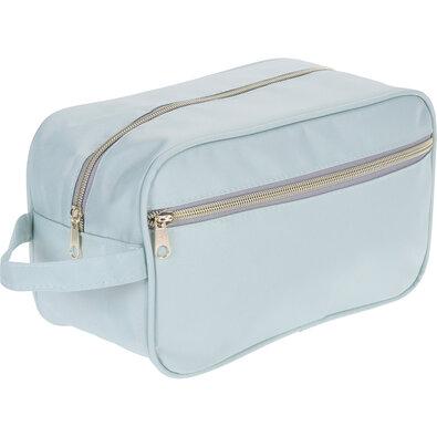 Playa kozmetikai táska, világoszöld, 25 x 15x 12 cm