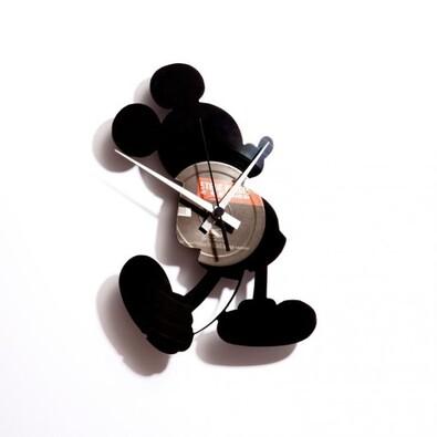 Discoclock 019 Mickey nástěnné hodiny