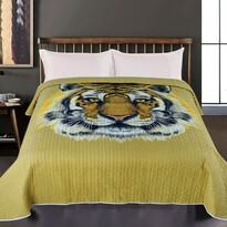 Přehoz na postel Tygr
