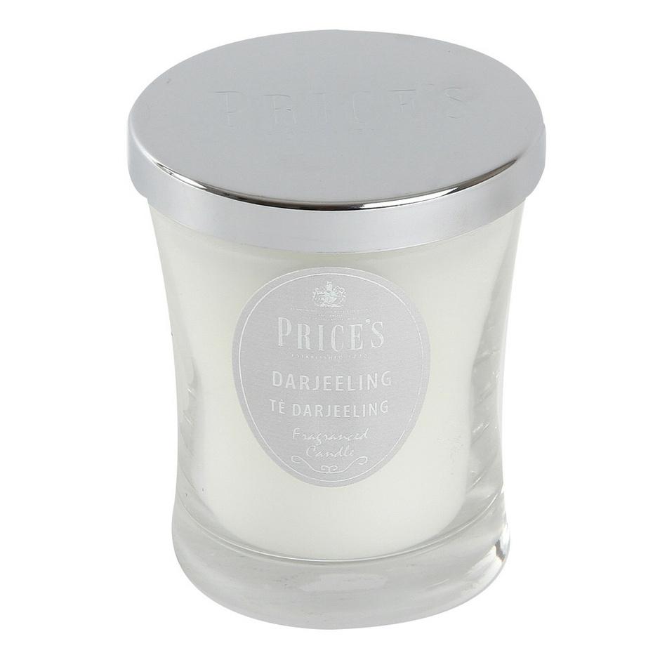 Price´s vonná svíčka ve skle čaj darjeeling 9,5 cm