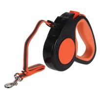 Vodítko pre psov Pet guide oranžová, 3 m