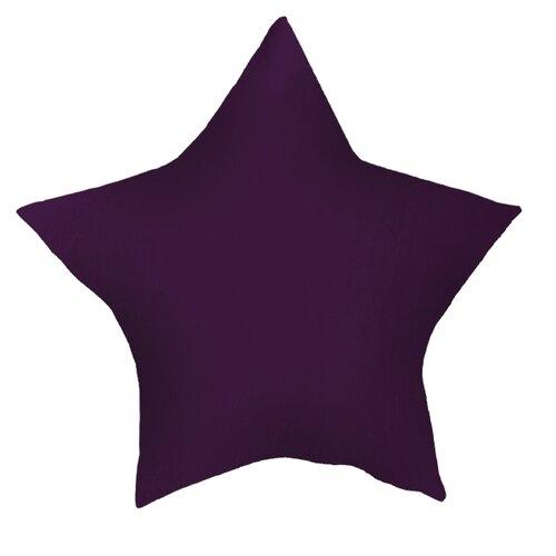 Domarex Polštář Stars fialová, 45 x 45 cm