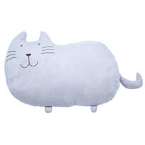 Plyšová mačka Fúzik, 53 x 37 cm