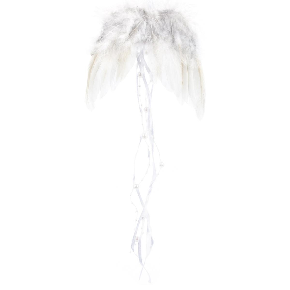 Zestaw ozdób bożonarodzeniowych Angel wings, 2 szt.